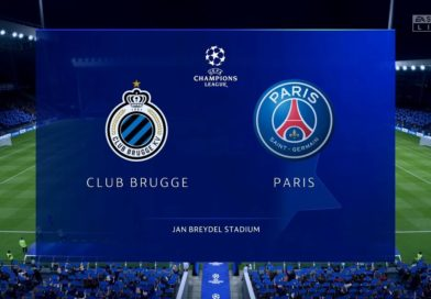 Club Brugge vs Paris Saint-Germain