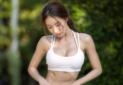 Model : Pichana Yoosuk